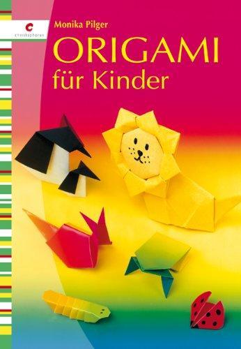 Origami für Kinder - Monika, Pilger