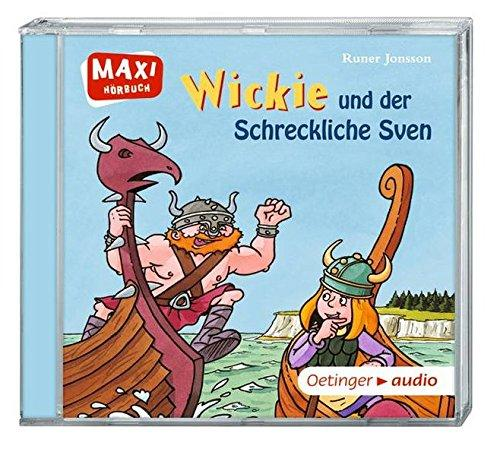 Wickie und der schreckliche Sven, Audio-CD Ungekürzte Lesung mit Geräuschen und Musik. 30 Min. - Runer, Jonsson