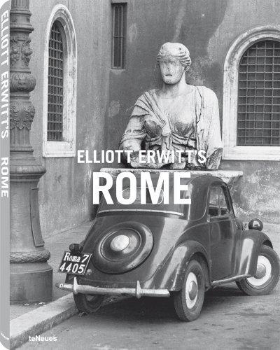 Elliott Erwitt's Rome Deutsch/Englisch/Französisch/Italienisch/Spanisch: Elliott, Erwitt: