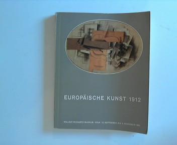 Europäische Kunst 1912 : Zumm 50. Jahrestag