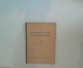 Französische Texte Zum Von Heinz Zvab