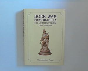 Boer War Memorabilia: The Collectors' Guide: Oosthuizen, Pieter: