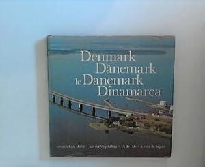 Denmark as seen from above = Dänemark: Nielsen, Kay und