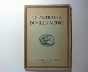Le Antichita di Villa Medici. Predede la ristampata di R. Bloch: L'ara pietatis augustae; G. ...