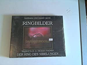Ringbilder. 1. Buch: Das Rheingold. Bilderfolge zur: Bock: