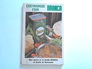 """Libro """"Branca"""" de cocina criolla - practica y economica Editado en los Talleres de Jackrom ..."""