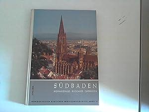 Südbaden - Schwarzwald - Bodensee - Oberrhein
