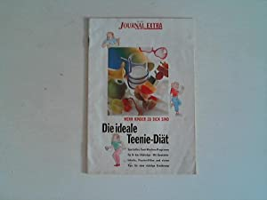 Journal Extra Die ideale Teenie-Diät