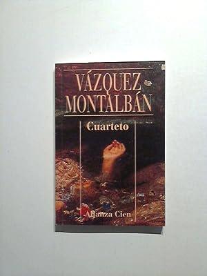 Cuarteto: Montalban, Vazquez: