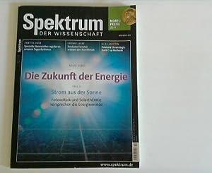 Spektrum der Wissenschaft Heft Dezember 2011 - Die Zukunft der Energie