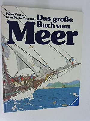Das grosse Buch vom Meer: Ventura, Piero und