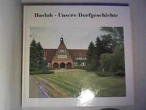 Hasloh - Unsere Dorfgeschichte: Liselotte Groppel: