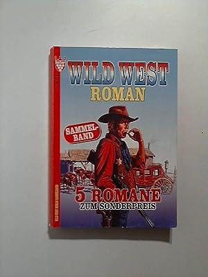 kelter Nr. 118. Wild West Roman. Sammelband.