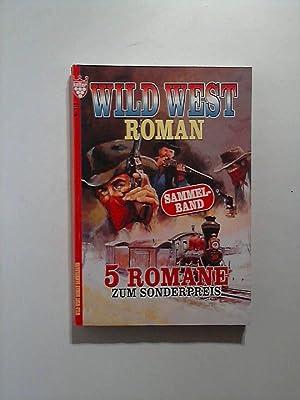 kelter Nr. 119. Wild West Roman. Sammelband.
