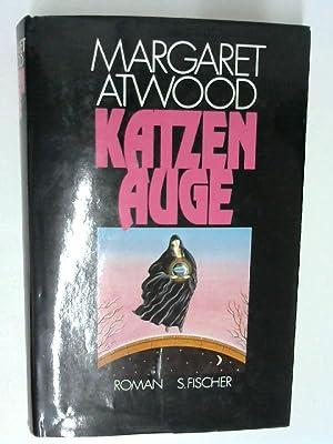 Katzenauge: Atwood, Margaret: :