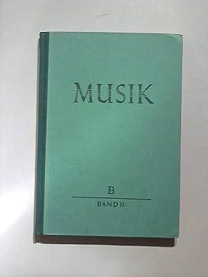 Ausgabe B Für M Band Ii Ausgabe B Musik Ein Schulwerk Für Die Musikerziehung