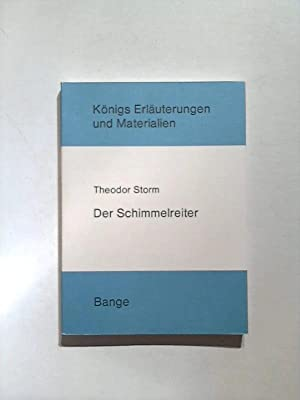 Der Schimmelreiter (German Edition)
