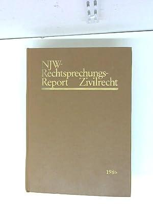 NJW Rechtsprechung -Report Zivilrecht: Rettner und Weber: