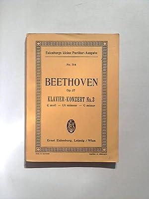 Beethoven. Op. 37: Klavier-Konzert No. 3. C: Beethoven: