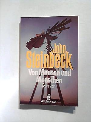 Von Mäusen und Menschen. Roman.: Steinbeck, John: