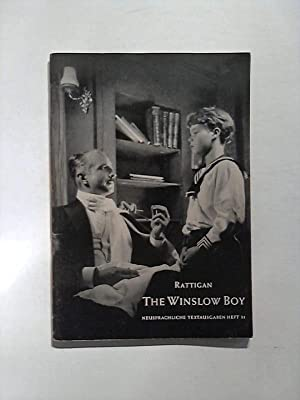 The Winslow Boy.: Rattigan, Terence and