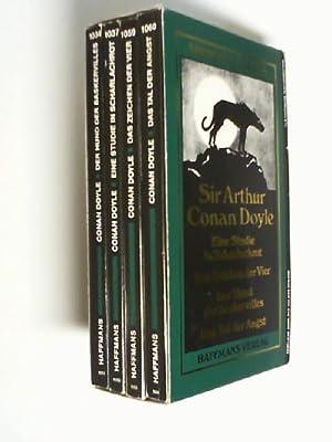 Sämtliche Sherlock-Holmes-Romane : in 4 Bänden. (: Doyle, Arthur Conan: