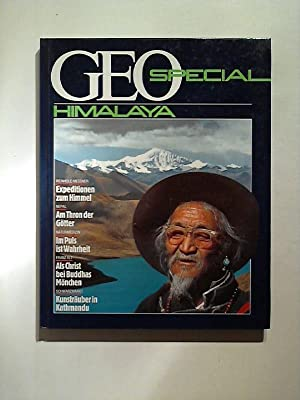 Geo Special Himalaya.: Lehmann, Peter-Hannes und