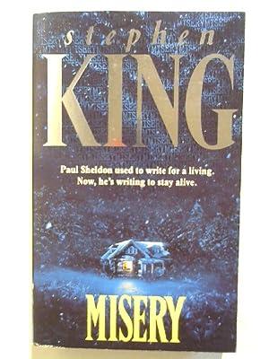 Misery.: King, Stephen: