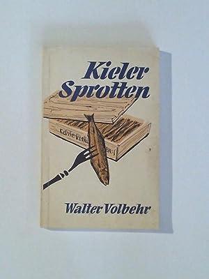 Kieler Sprotten - Lustige Vertelln: Volbehr, Walter:
