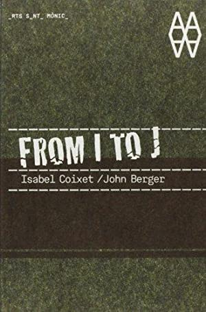 From I to J. Incl. DVD Isabel: Isabel, Coixet und