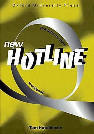 New Hotline Pre-intermediate, Workbook: Tom, Hutchinson: