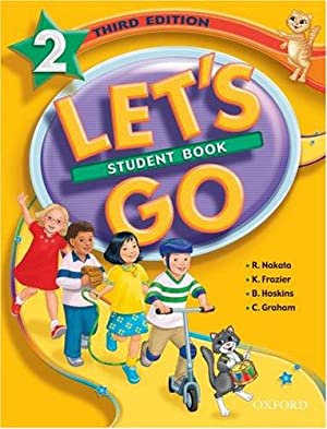 Let's go 2: Student Book With songs: R. u.a., Nakata: