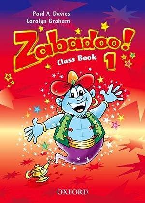 Zabadoo! 1 - Class Book Level 1