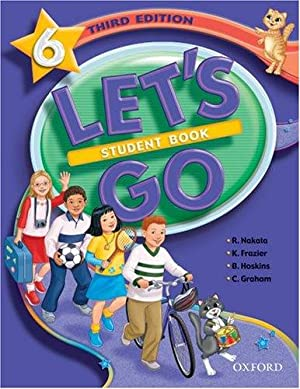Let's Go 6: Student Book With grammar: R. u.a., Nakata: