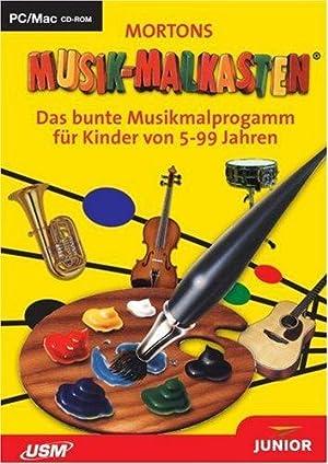 Mortons Musik-Malkasten, 1 CD-ROM. Das bunte Musikmalprogramm