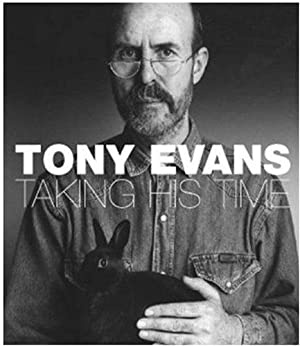 Taking his time: Tony, Evans: