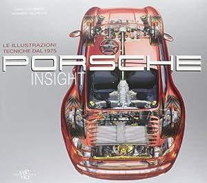 Porsche Insight Le illustrazioni tecniche dal 1975