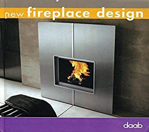 New fireplace design.