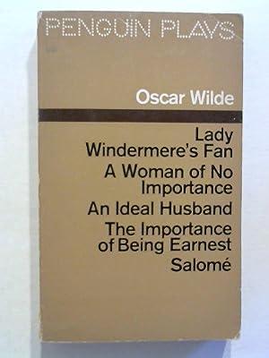 Penguin Plays: Lady Winderemere's fan. / A: Wilde, Oscar: