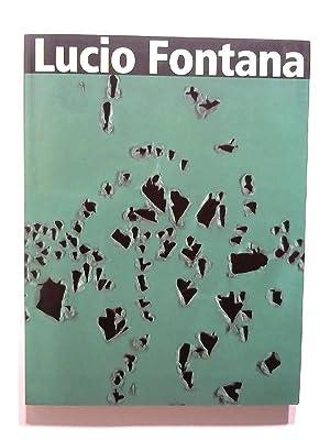 Messer Thomas M Lucio Fontana Retrospektive Abebooks