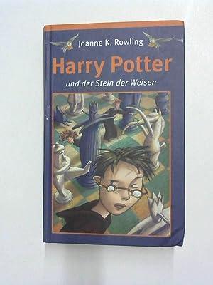 Harry Potter und der Stein der Weisen: Joanne, K. Rowling: