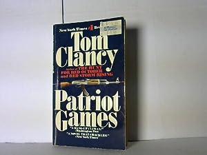 Patriot Games: Clancy, Tom: