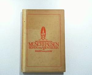 Des Freiherrn von Münchhausen wunderbare Reisen und Abenteuer zu Wasser und zu Lande. Deutsch ...