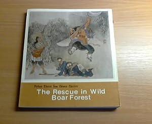 The Rescue in Wild Boar Forest: Ji nan, Zhao,