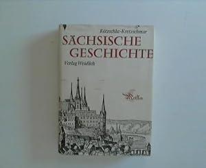Sächsische Geschichte: Kötzschke, Rudolf und