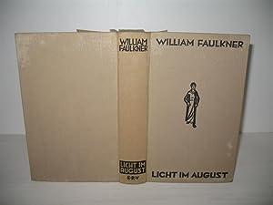 Licht im August: Roman. Deutsch von Franz: Faulkner, William: