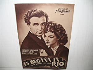 IFB 409: Es begann in Rio. Regie: Lockwood, Margaret, Griffith