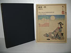 The art of Hiroshige.: Tamba, Tsuneo: