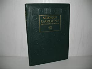 Modern Gardens British and foreign. The studio: Cane, Percy S.: