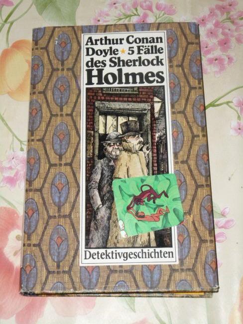5 [fünf] Fälle des Sherlock Holmes : Doyle, Arthur Conan: